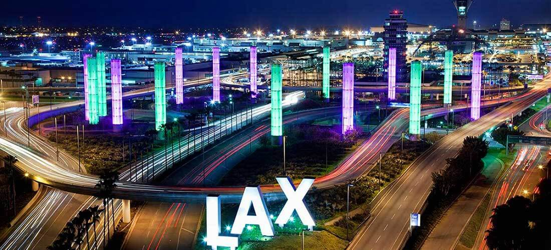 Car Rental Reno Airport: Lax Van Rental In Los Angeles, Las Vegas, Long Beach Airport